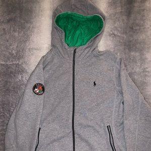 Polo Ralph Lauren Double Knit Full-Zip Hoodie